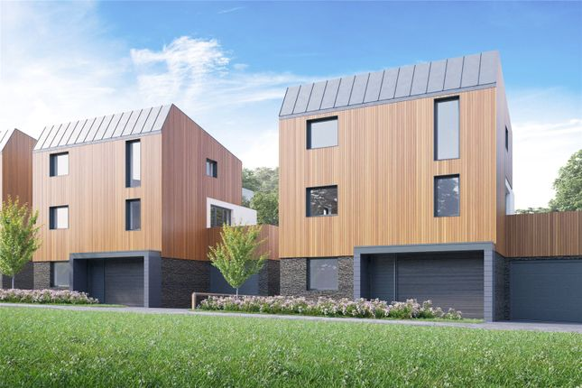 Thumbnail Detached house for sale in Falmouth, Cornwall