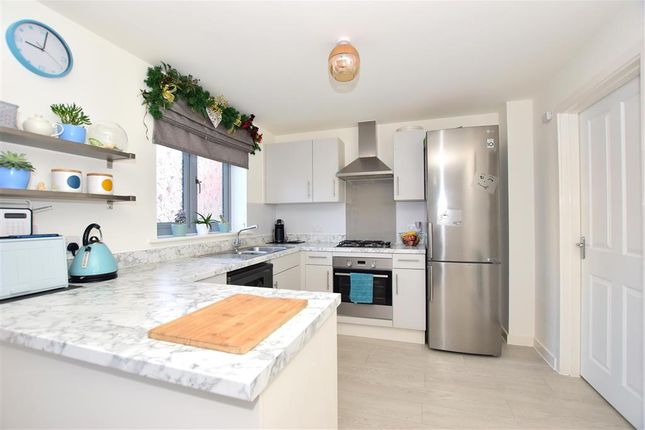 Kitchen/Diner of Faraday Drive, Minster On Sea, Sheerness, Kent ME12
