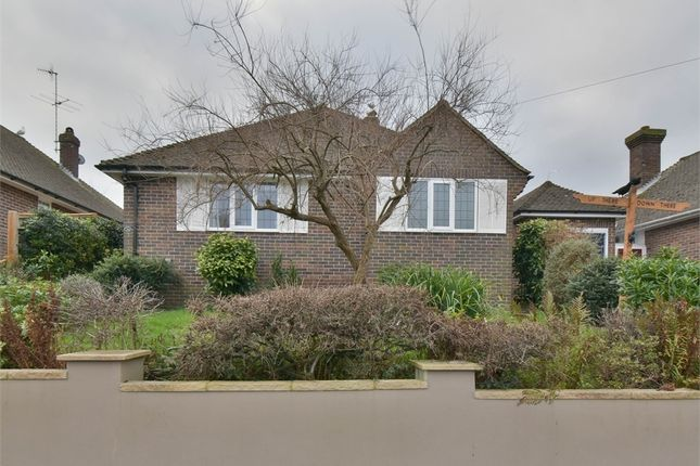 Thumbnail Detached bungalow for sale in St Peters Crescent, Bexhill-On-Sea, East Sussex