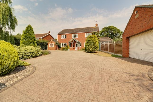 Thumbnail Detached house for sale in Main Street, Bonby, Brigg