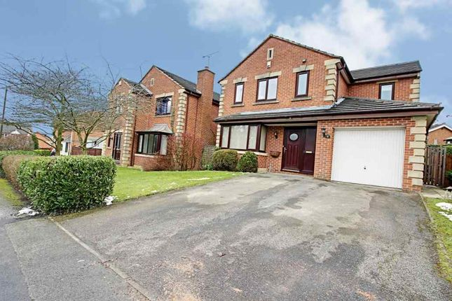 Thumbnail Detached house for sale in Underhill Road, Barlborough, Chesterfield