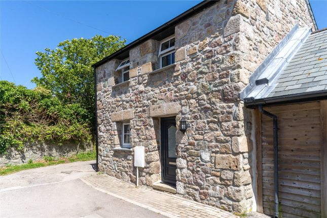 Semi-detached house for sale in Gews Farm Barns, St Just