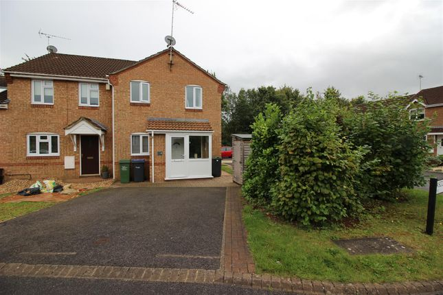 Thumbnail Property for sale in Ascot Close, Chippenham