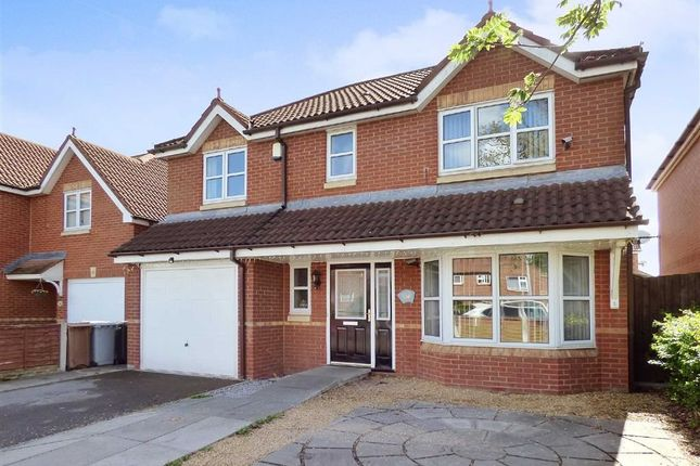 Thumbnail Detached house for sale in Valley Road, Crewe