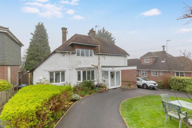Thumbnail Detached house for sale in Tongdean Lane, Withdean, Brighton