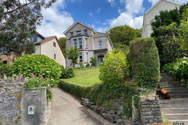 Thumbnail Detached house for sale in Dinas Baglan Road Port Talbot -, Swansea