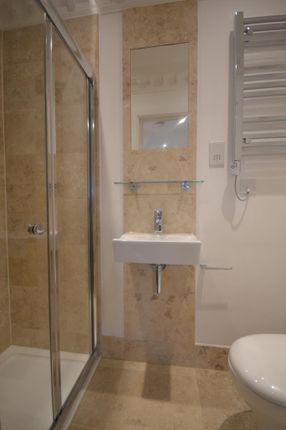 Bathroom of William Hall, Reading RG2