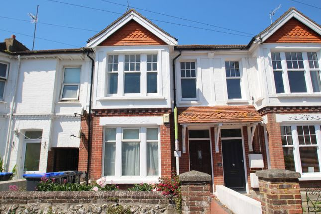 Thumbnail Flat to rent in Eriswell Road, Worthing