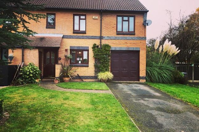 4 bed semi-detached house for sale in Linnet Drive, Leigh WN7
