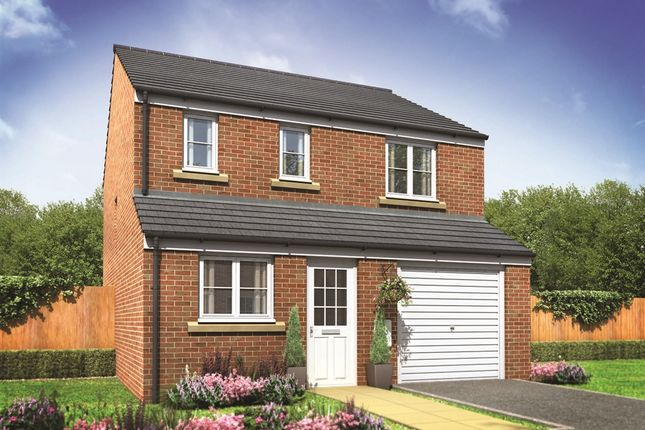 "Thumbnail Detached house for sale in ""The Stafford"" at Llysonnen Road, Carmarthen"