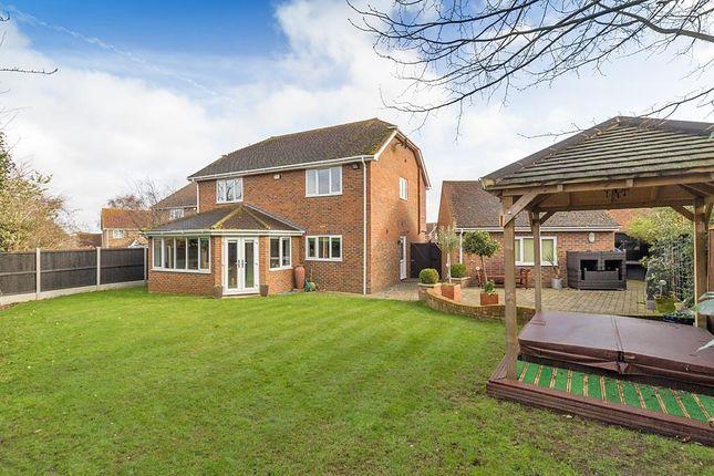 Thumbnail Detached house for sale in Avent Walk, Bapchild, Sittingbourne