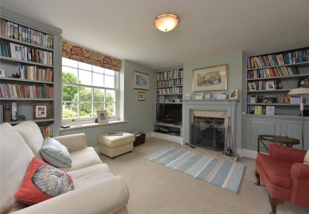 Sitting/Library of Callow End, Worcester, Worcestershire WR2