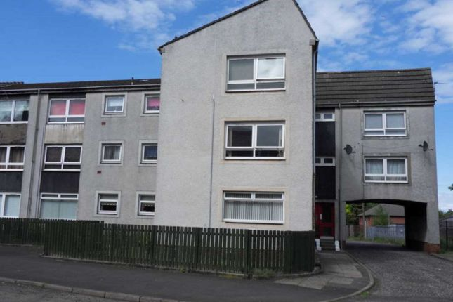 Thumbnail Flat for sale in Ferguson Street, Johnstone