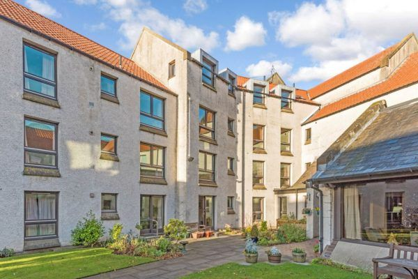 Thumbnail Flat to rent in Argyle Court, St Andrews, Fife