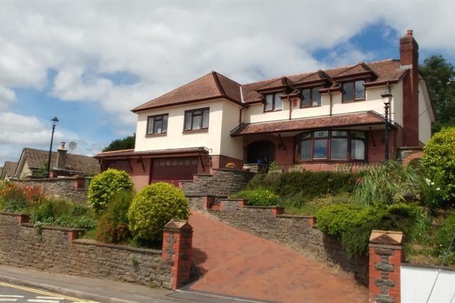 Thumbnail Detached house for sale in Tydfil Road, Bedwas, Caerphilly