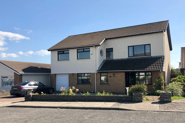 4 bed detached house for sale in Ramsey Close, Nottage, Porthcawl CF36