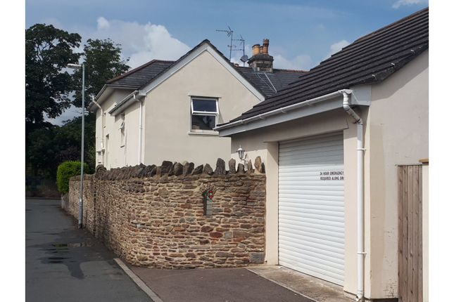 Rear View of Shrubbery Road, Downend BS16