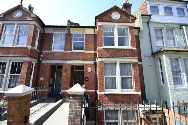 Thumbnail Flat to rent in Nelson Road, Hastings