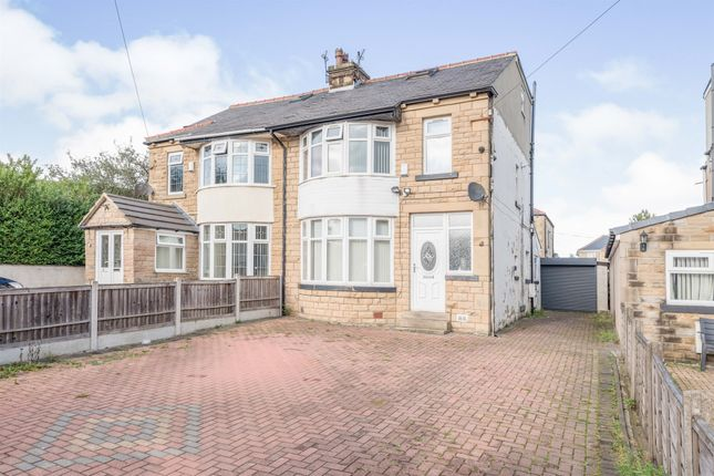 Thumbnail Semi-detached house for sale in Gain Lane, Thornbury, Bradford