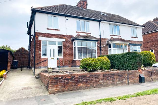 3 bed semi-detached house for sale in Manor Drive North, York YO26
