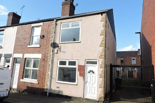 Front of Oliver Street, Mexborough S64