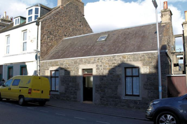 Thumbnail Semi-detached house to rent in Castle Street, Tayport