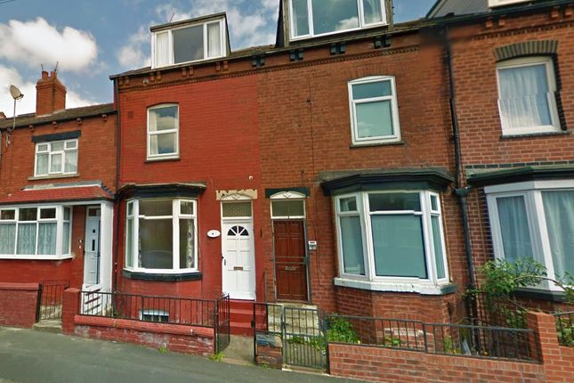 Thumbnail Terraced house to rent in Berkeley Terrace, Leeds