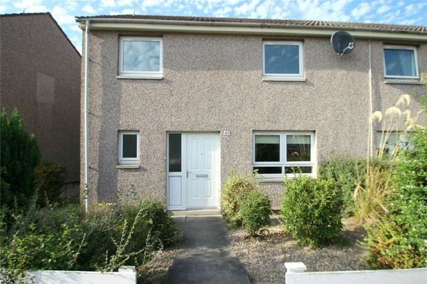 Thumbnail Semi-detached house to rent in 81 Robertson Drive, Elgin, Moray