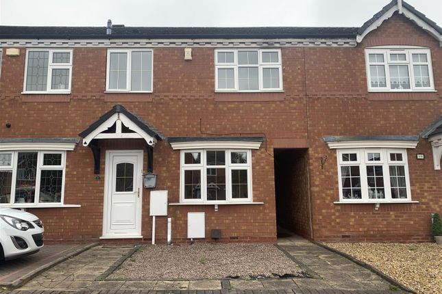 3 bed property to rent in The Croft, Cheslyn Hay, Walsall WS6