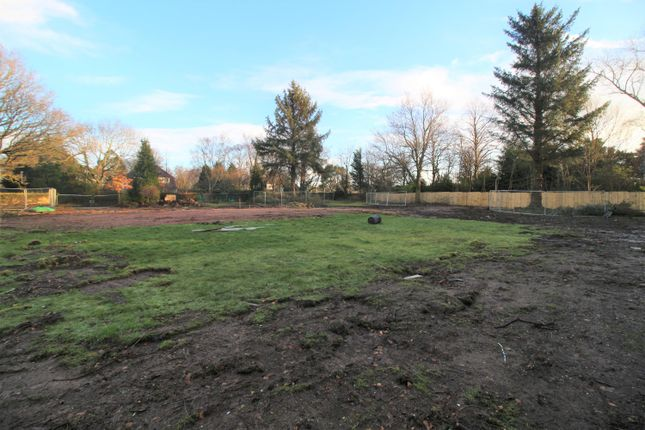 Thumbnail Land for sale in Dawstone Road, Heswall, Wirral