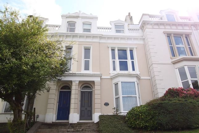 Thumbnail Terraced house to rent in Alton Place, North Hill, Mutley, Plymouth