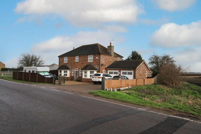 Thumbnail Detached house for sale in Ugg Mere Court Road, Ramsey, Huntingdon