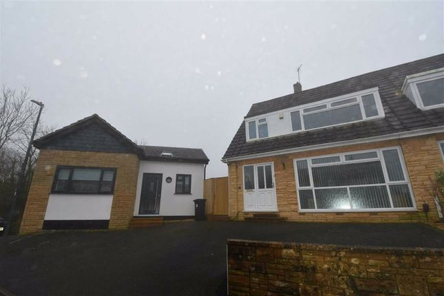 Thumbnail Semi-detached house for sale in Cherry Wood, Oldland Common, Bristol