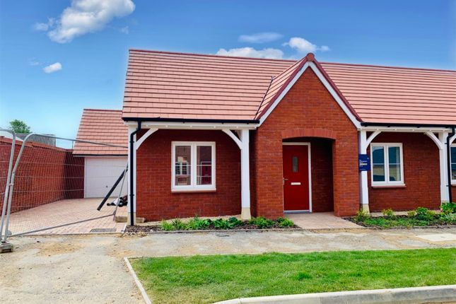 Thumbnail Semi-detached bungalow for sale in Tadpole Garden Village, Tadpole Garden Village, Swindon