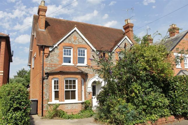 4 bed semi-detached house for sale in Horseshoe Road, Pangbourne, Reading