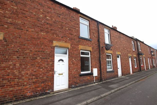 2 bed terraced house to rent in Church Street, Leadgate, Consett DH8