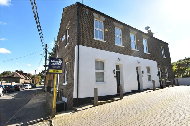 End terrace house for sale in Cotton Lane, Greenhithe, Kent