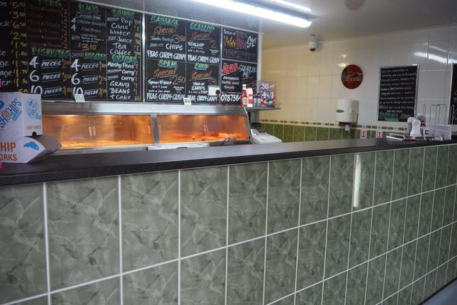 Thumbnail Leisure/hospitality for sale in Fish & Chips HX4, Holywell Green, West Yorkshire