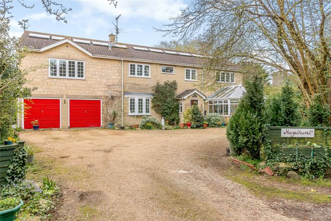 Thumbnail Detached house for sale in Southwick Road, North Bradley, Wiltshire