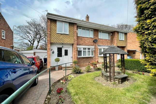 Thumbnail Semi-detached house for sale in Greenbank Drive, South Hylton, Sunderland