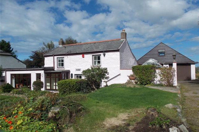 Thumbnail Detached house for sale in Basset Road, Treleigh, Redruth