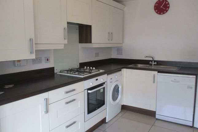 Thumbnail Town house to rent in Welbury Road, Hamilton, Leicester