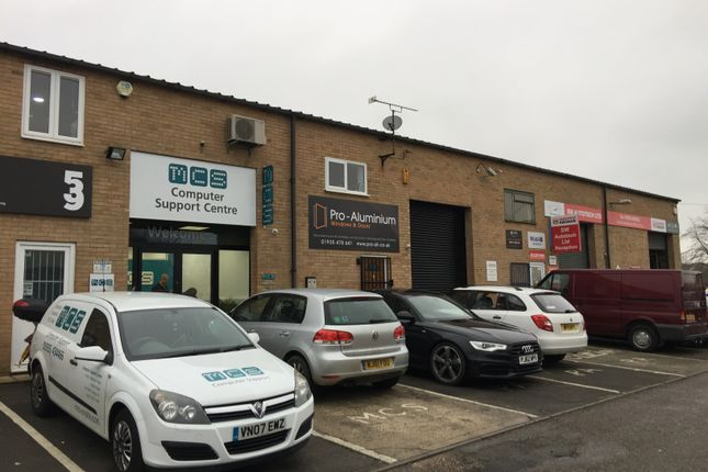 Thumbnail Industrial for sale in Unit 4, Babylon View, Pen Mill, Yeovil