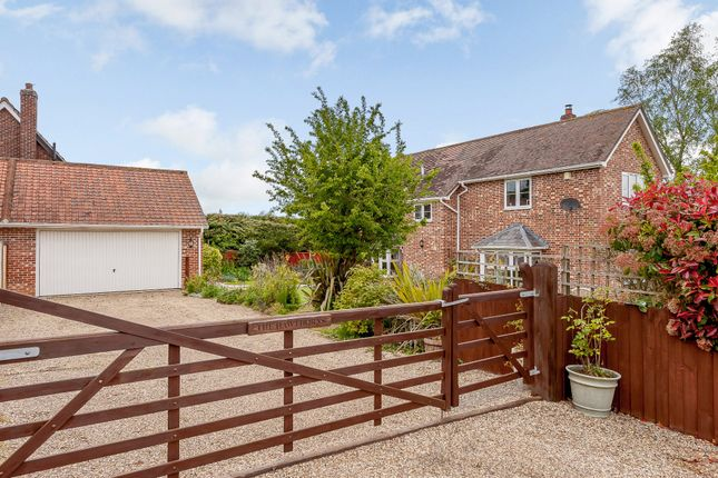 Thumbnail Detached house for sale in Stackwood Road, Polstead Heath, Colchester