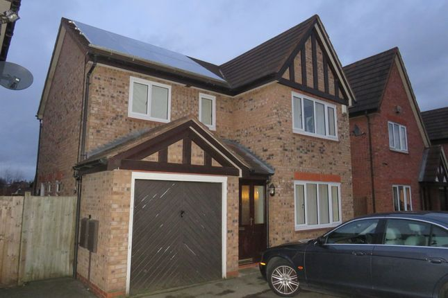 Thumbnail Detached house for sale in The Limes, Erdington, Birmingham