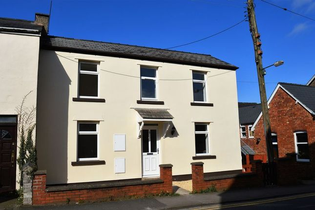 Thumbnail Semi-detached house to rent in Woodside Street, Cinderford