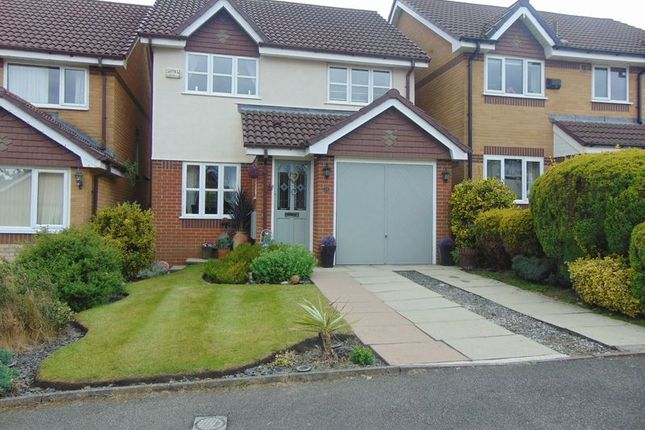 3 bed detached house for sale in Bournville Drive, Ainsworth Chase, Bury