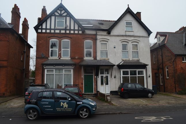 Thumbnail Flat to rent in Woodstock Road, Moseley, Birmingham