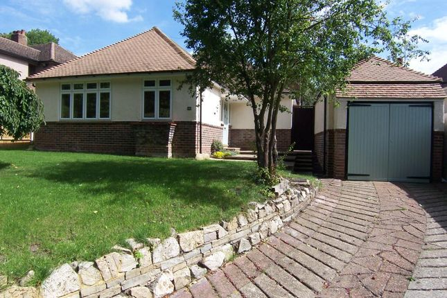 3 bed bungalow to rent in Kingston Road, Ewell KT17