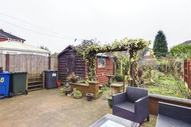 Patio Area of Grove Hill Road, Wheatley Hills, Doncaster, South Yorkshire DN2